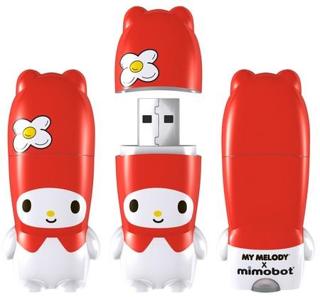 Mimoco MIMOBOT My Melody USB Flash Drives