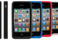NewerTech NuGuard Silicone case iPhone 4