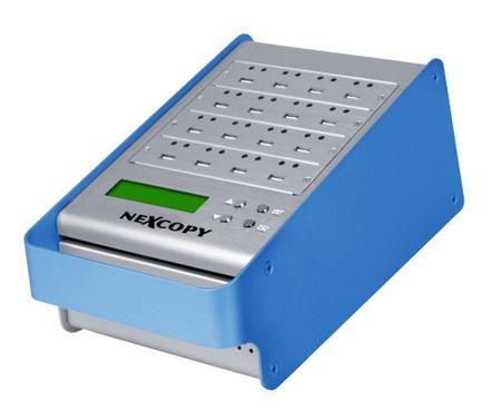 Nexcopy USB115SA 16 socket USB Duplicators