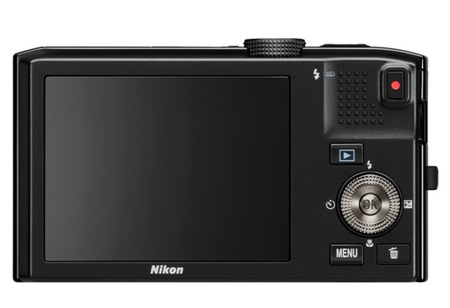 Nikon CoolPix S8100 Digital Camera back