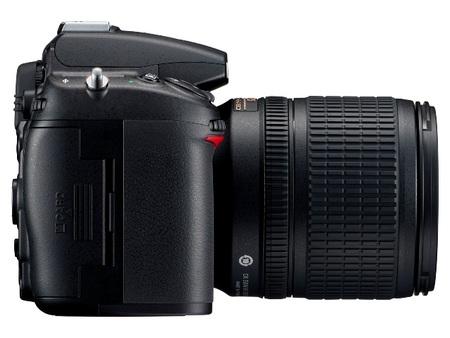 Nikon D7000 DSLR Camera 1080p Full HD Video right