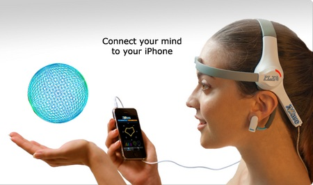 PXL XWave Brainwave Interface for iPad, iPod touch and iPhone