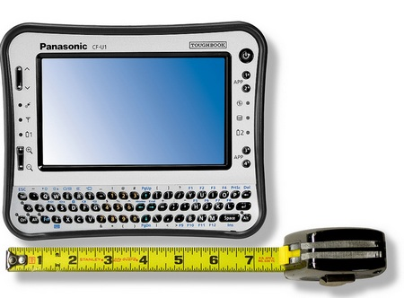 Panasonic Toughbook U1 Ultra Rugged UMPC