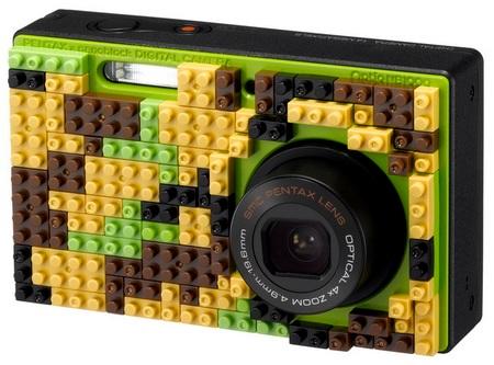 Pentax Optio NB1000 Customizable with Lego