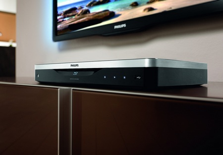 Philips BDP8000 3d blu-ray player