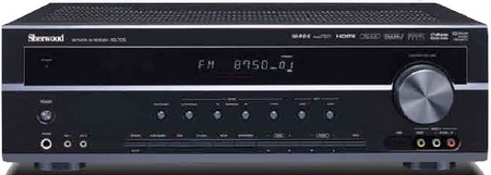 Sherwood RD-705i Network AV Receiver