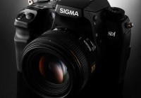 Sigma SD1 Digital SLR Camera angle