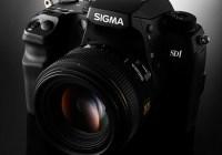 Sigma SD1 Digital SLR Camera angle