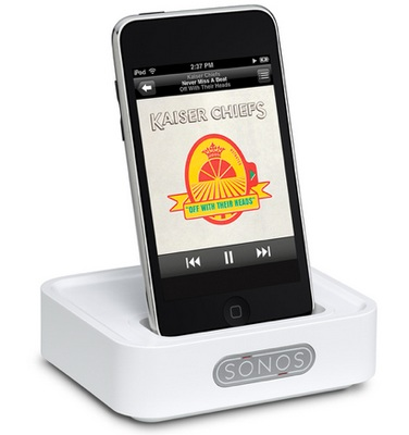Sonos WD100 Wireless Dock for iPhone iPod