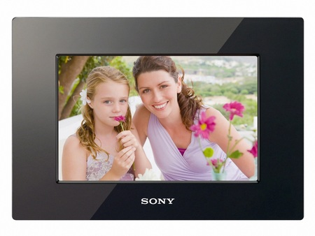 Sony S-Frame DPF-D710 digital photo frame