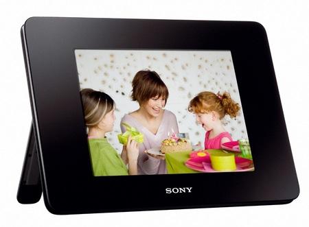 Sony S-Frame DPF-D830 digital photo frame