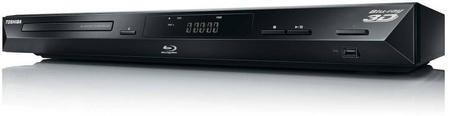 Toshiba BDX3100KB 3D Blu-ray Player