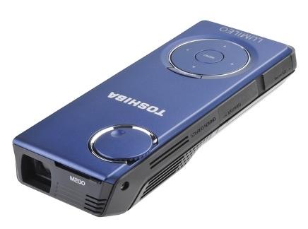 Toshiba Lumileo M200 LED pico projector 1