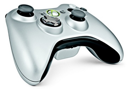 XBox 360 Wireless Controller gets Transforming D-Pad