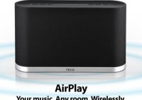iHome AirPlay Wireless Speaker Announced