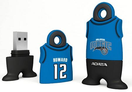 A-DATA NBA USB Flash Drives Dwight Howard Orlando Magic