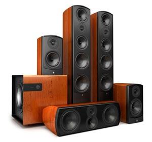 Aperion Audio Verus Grand Home Theater Speakers