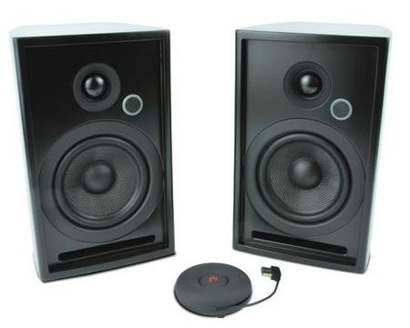 Aperion Audio Zona Wireless Surround Speaker System