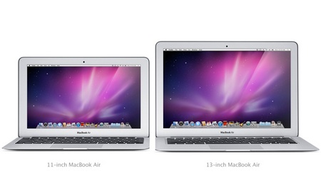 Apple MacBook Air 2010 Fall 4