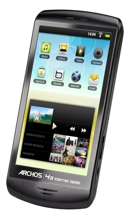 Archos 43 Android Tablet PMP