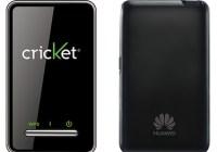 Cricket Crosswave Mobile WiFi Hotspot