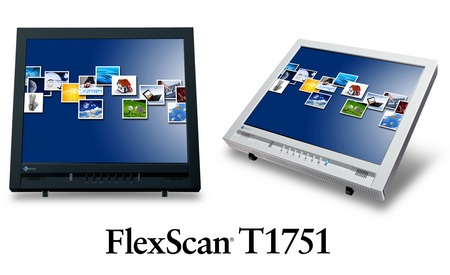 EIZO FlexScan T1751 Multitouch LCD Monitor