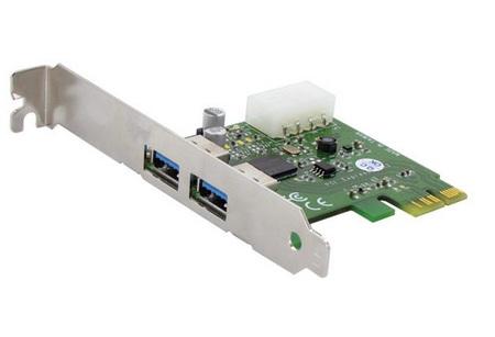 EdgeTech SuperSpeed USB 3.0 Desktop PCI Express Card