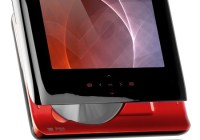 Energy Sistem M2700 Shift Ruby Red Portable DVD Player