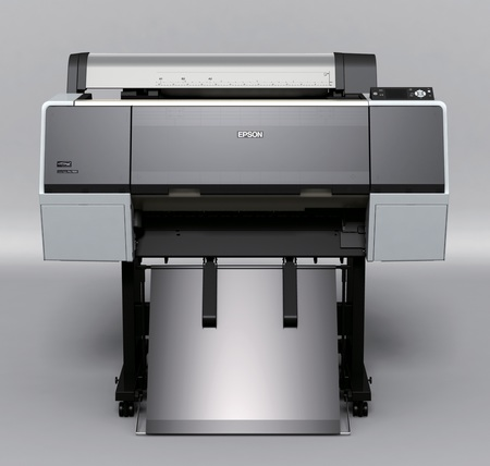 Epson Stylus Pro 7890 printer for photographers and proofing professionals