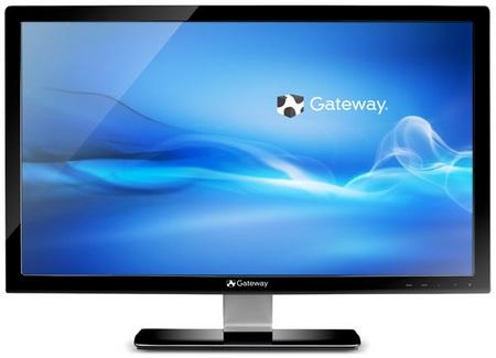 Gateway FHX2152L, FHX2402L full hd lcd displays