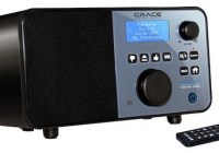 Grace Digital Audio GDI-IR2550p Tabletop Internet Radio