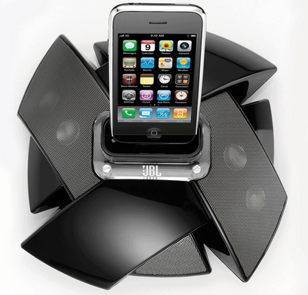 JBL On Stage IV iPod iPhone Speaker Docks 1