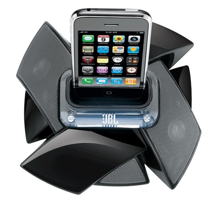 JBL On Stage Micro III iPod iPhone Speaker Docks 1