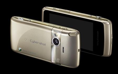 KDDI au Cyber-shot S006 16.2 Megapixel Phone by Sony Ericsson
