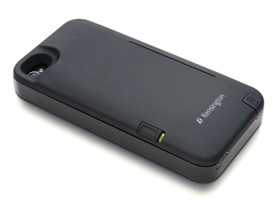 Kensington PowerGuard iPhone 4 Battery Case with Card Stand 1