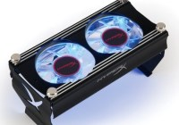 Kingston HyperX Fan Memory Cooler Now comes in Black