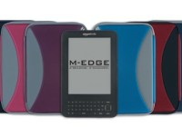 M-Edge Signature, Professional and Sport series Jackets for Kindle 3