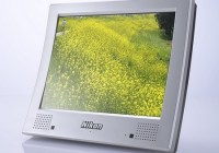 Nikon NF-300i 3D Digital Photo Frame angle