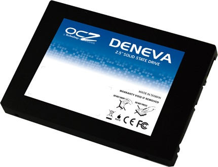 OCZ Deneva Series SSD with SandForce Processor