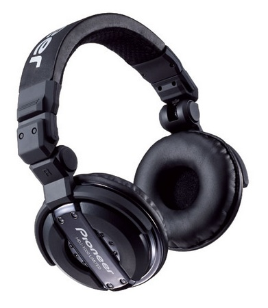 Pioneer HDJ-1000 Limited Edition Headphones black