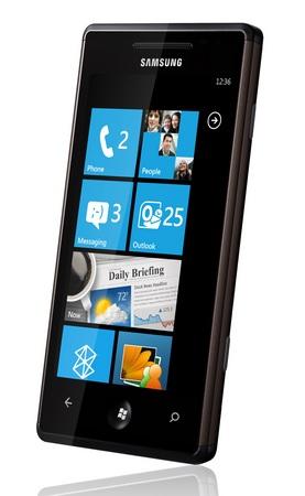 Samsung Omnia 7 Windows Phone 7 Smartphone