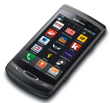 Samsung Wave II S8530 Bada Phone
