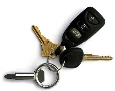 Screwpop 4-in-1 Keychain Tool
