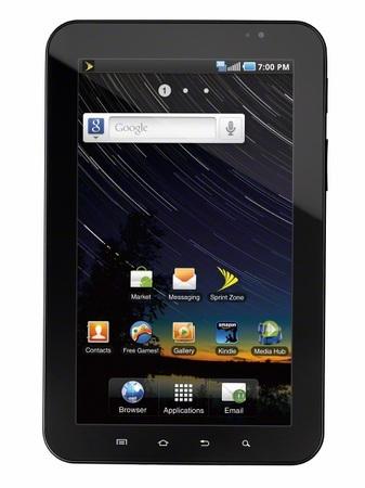 Sprint getting Samsung Galaxy Tab on 14 November