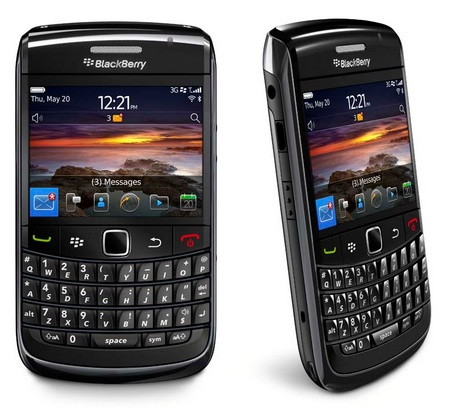 T-Mobile Blackberry Bold 9780 Smartphone