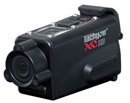 Tachyon XC HD 2010 Helmet Camera