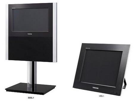 Toshiba 3D REGZA GL1 Series Glasses-less 3D LCD TVs