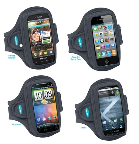 Tune Belt Sport Armband for Large-screen Smartphones