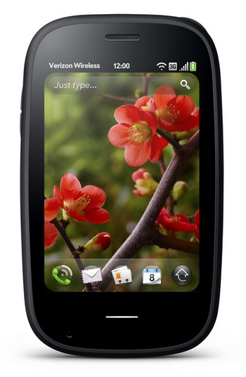 Verizon Palm Pre 2 Smartphone gets HP webOS 2.0