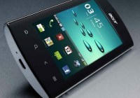 Acer Liquid Metal Android Smartphone